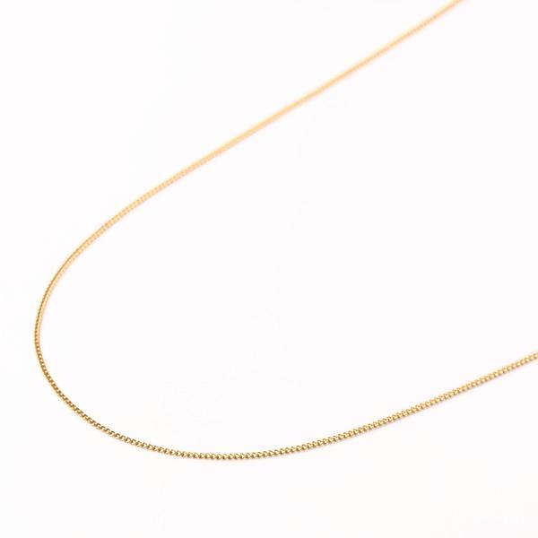 造幣局検定刻印入り 純金 k24 喜平ネックレス42cm