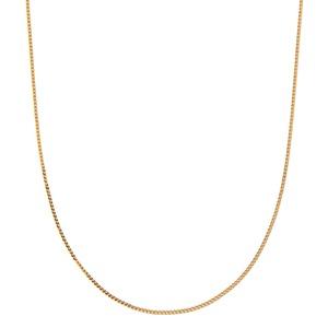 造幣局検定刻印入り 純金 k24 喜平ネックレス45cm - 拡大画像