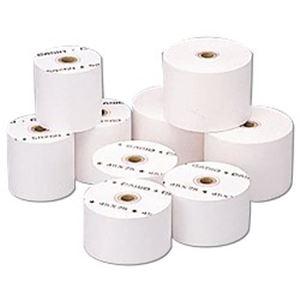 カシオ(CASIO) レジスター用・電卓用ロール紙 普通紙 幅45×直径60mm 1箱(5巻)