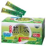 AGF 新茶人 宇治抹茶入り煎茶