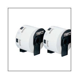 マックス 感熱ラベルプリンタ ELP-60S 専用ラベル 幅62×42mm
