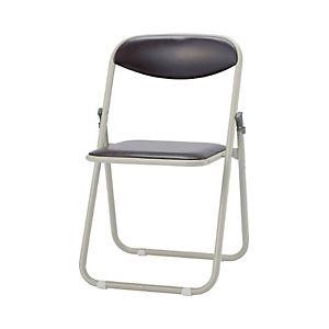 サンケイ 折りたたみ椅子 ダークブラウン 型番:CF107-MX-DBR-1