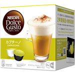 ネスレ ネスカフェ ドルチェ グスト カプチーノ 1箱(16個入り 8杯分)