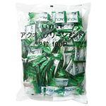 【まとめ買い】ロッテ ACUO グリーンミント 1袋(2粒×100パック)