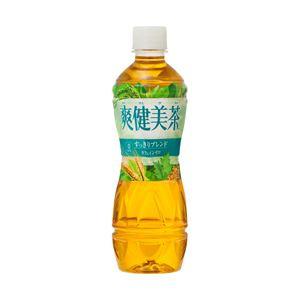 【まとめ買い】コカ・コーラ 爽健美茶 1セット(500ml×48本) - 拡大画像
