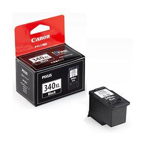 【純正品】 キャノン(Canon) インクカートリッジ ブラック(大容量) 型番:BC-340XL 単位:1個 - 拡大画像