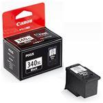 【純正品】 キャノン(Canon) インクカートリッジ ブラック(大容量) 型番:BC-340XL 単位:1個