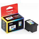 【純正品】 キャノン(Canon) インクカートリッジ カラー 型番:BC-341 単位:1個