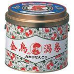 大日本除虫菊 金鳥の渦巻 1缶(30巻)