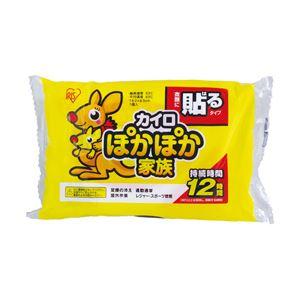 (業務用セット) ぽかぽか家族 貼るタイプ レギュラー 1袋10枚 【×20セット】 - 拡大画像