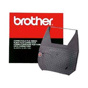 (業務用セット) ブラザー対応 インクリボン ブラックコレクタブルカーボン 対応純正型番:7020 単位:1個 【×3セット】 - 拡大画像