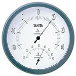 (業務用セット) タニタ 温湿度計 1個 【×2セット】 border=
