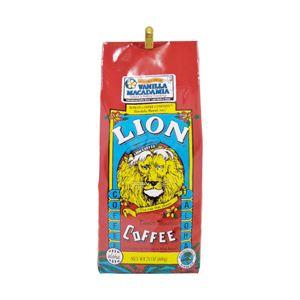 ハワイコーヒーカンパニー ライオンコーヒー バニラマカダミア 徳用サイズ 1袋(680g) - 拡大画像