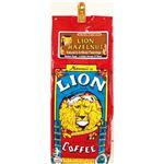 ハワイコーヒーカンパニー ライオンコーヒー ヘーゼルナッツ 1袋(198g)