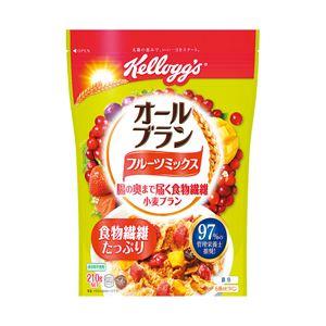 日本ケロッグ オールブランフルーツミックス徳用袋 1袋(440g) - 拡大画像