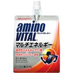 味の素 アミノバイタル ゼリードリンク マルチエネルギー 1箱(180g×6袋)