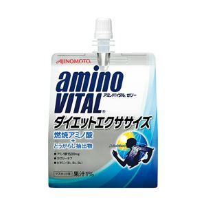 味の素 アミノバイタル ゼリードリンク ダイエットエクササイズ 1箱(180g×6袋)