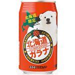 (まとめ)サッポロウエシマコーヒー 北海道ガラナ 350ml 1箱(24本)【×2セット】