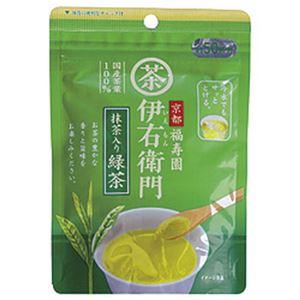 (まとめ)宇治の露製茶 伊右衛門 インスタント緑茶【×10セット】 - 拡大画像