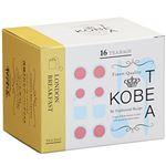 (まとめ)神戸紅茶 生紅茶 ロンドンブレックファスト 1箱(16袋)【×10セット】