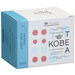(まとめ)神戸紅茶 生紅茶 オレンジアールグレイ 1箱(16袋)【×10セット】