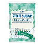 (まとめ)キーコーヒー スティックシュガー 1袋(3g×50本)【×20セット】