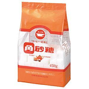 (まとめ)日新製糖 角砂糖 1袋(450g)【×10セット】