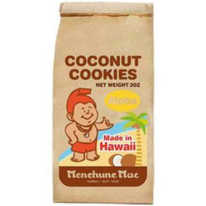 (まとめ)メネフネ ココナッツクッキー 1袋(85g)【×10セット】 - 拡大画像