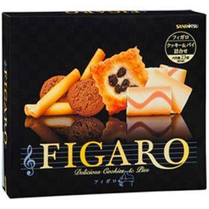 (まとめ)三立製菓 フィガロ 1箱(23個)【×10セット】 - 拡大画像