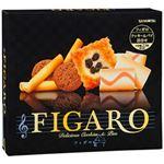 (まとめ)三立製菓 フィガロ 1箱(23個)【×10セット】