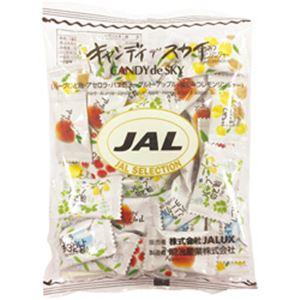 (まとめ)Jalux キャンディデスカイ 1袋(132g)【×10セット】 - 拡大画像