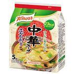 (まとめ)味の素 クノール 中華スープふかひれ入り 1パック(6g×5袋)【×10セット】