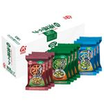 (まとめ)アマノフーズ 無添加海藻スープアソートセット2    1箱(10食)【×5セット】