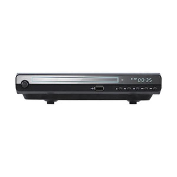 DVDプレーヤー    1台 型番:GH-DVP1C-BK