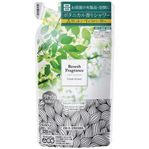 (まとめ)花王 リセッシュ除菌EX フレグランス 詰替 320ml フォレストシャワーの香り 1パック【×10セット】 - 拡大画像