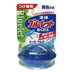 (まとめ)小林製薬 液体ブルーレット つけ替え用 ミントの香り【×10セット】
