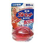 (まとめ)小林製薬 液体ブルーレット つけ替え用 ピーチの香り【×10セット】