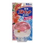 (まとめ)小林製薬 液体ブルーレット 本体 ピーチの香り【×10セット】