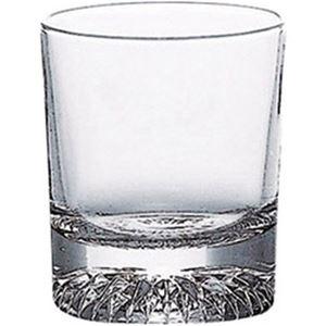(まとめ)東洋佐々木ガラス 北斗 ロックグラス 6個入【×3セット】 - 拡大画像
