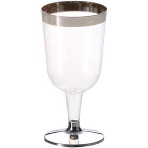 (まとめ)アートナップ ワインカップ約200ml 1パック(4個)【×10セット】 - 拡大画像