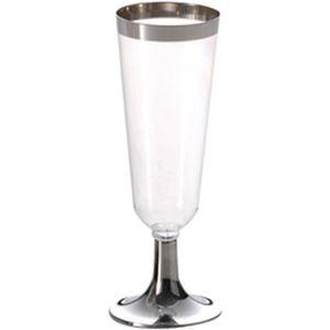 (まとめ)アートナップ ワイン・シャンパンカップ 4P 約160ml 1袋(4個) PA-10【×10セット】