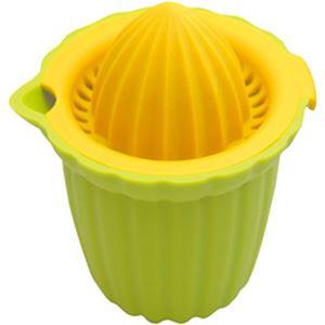 (まとめ)ののじ レモンカップ レモングリーン LSQ-L01YG 1個【×5セット】