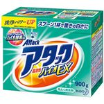 (まとめ)花王 アタック 高活性バイオEX 900g フローラルソープの香り 1箱【×10セット】