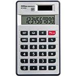 (まとめ)オフィスデポオリジナル 小型電卓 10桁 1個【×10セット】