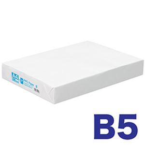 (まとめ)オフィスデポ オリジナル コピー用紙 ナチュラルホワイト B5 500枚 1冊【×10セット】