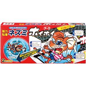 (まとめ)アース製薬 ネズミホイホイ 1箱(2セット)【×5セット】 - 拡大画像