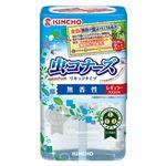 (まとめ)大日本除虫菊 虫コナーズ リキッドタイプ レギュラー 100日 無香性 1個【×10セット】