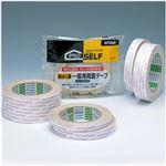 (まとめ)Nitto 再はく離一般用両面テープ 1巻 型番:J1380【×5セット】