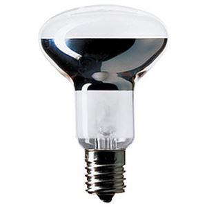 (まとめ)パナソニック ミニレフ電球 40形 ビーム角40度 E17口金 型番:LR110V40WS【×10セット】
