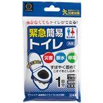 (まとめ)小久保工業所 緊急簡易トイレ 1回分 KM-011 1個【×20セット】